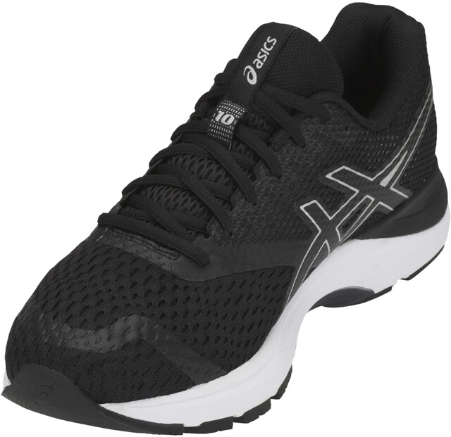 asics Gel Pulse 10 Scarpe Uomo, blacksilver